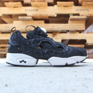 Reebok Men InstaPump Fury SP (black / coal / steel / white)