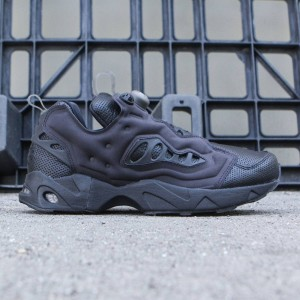 Reebok Men InstaPump Fury Road PL (black / white / black ice)