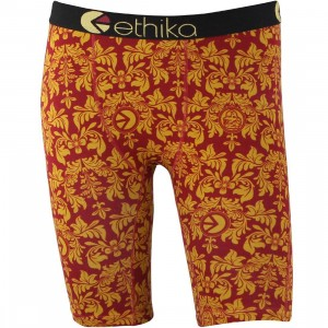 Ethika Men Royalty Boxers (maroon)