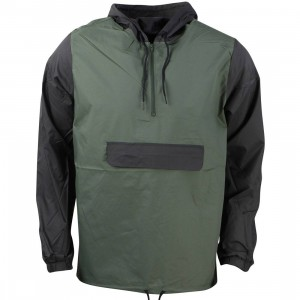 RVCA Men Public Works Jacket (green / dark olive)