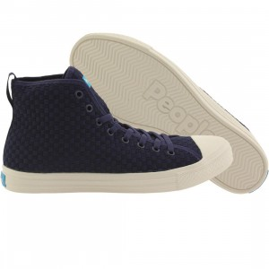 People Footwear Men The Phillips High (blue / naval / white)