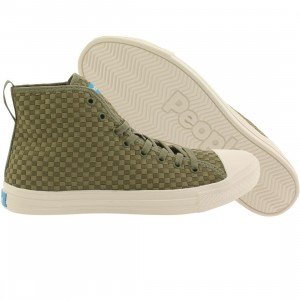 People Footwear Men The Phillips High (green / expedition)