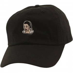 40s and Shorties Crying Game Dad Hat (black)