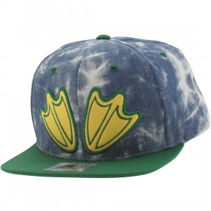 Starter University of Oregon Cap (green / blue)