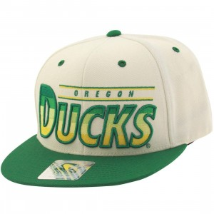 Starter University of Oregon Cap (white / cream green)