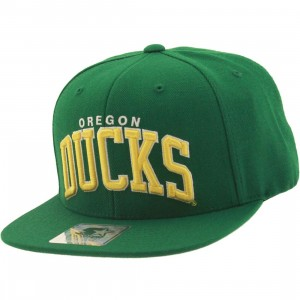 Starter University of Oregon Cap (green / yellow)