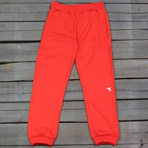 Diadora Men 80s Pants - Made In Italy (red / ferrari)