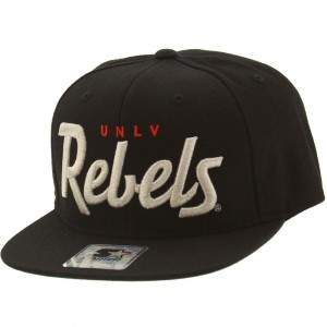 Starter University of Nevada Cap (black / white)