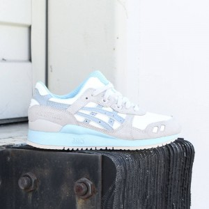 Asics Tiger Women Gel-Lyte III (white / light grey)