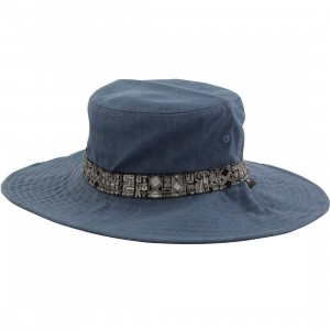 Stussy Denim Tavaru Bucket Hat (blue)