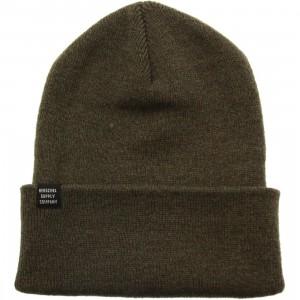 Herschel Supply Co Frankfurt Beanie (gray / heather beech)
