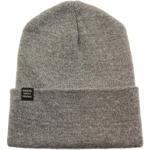 Herschel Supply Co Frankfurt Beanie (gray / heather)