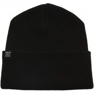 Herschel Supply Co Frankfurt Beanie (black)