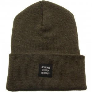 Herschel Supply Co Abbott Beanie (gray / heather beech)