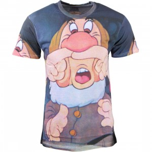 Eleven Paris x Disney Snow White Men Sneezy Tee - BAIT Exclusive (multi / print)
