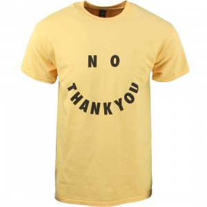 10 Deep Men Im Good Tee (yellow)