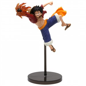 Banpresto One Piece G x Materia Monkey D. Luffy Figure (red)
