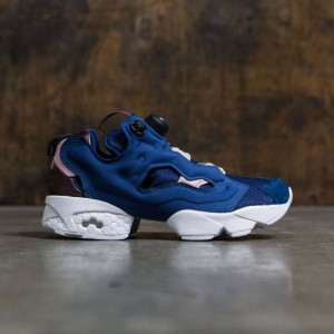 Reebok x FACE Stockholm Women Instapump Fury (blue / fancy / dramatic / ambition / wonder / genius)