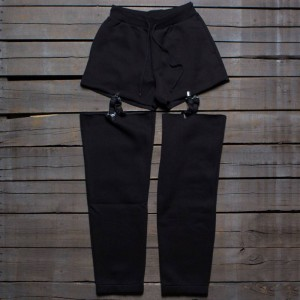 Puma x Fenty By Rihanna Women Suspender Sweatpants (black)