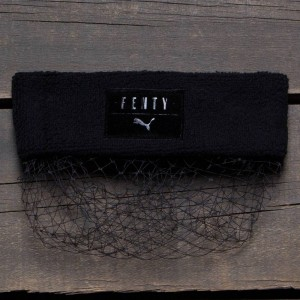 Puma x Fenty By Rihanna Parisian Headband (black)
