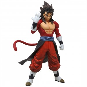 Bandai Ichiban Kuji Dragon Ball Heroes Vegito Xeno Super Saiyan 4 Figure (red)