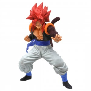 Bandai Ichiban Kuji Dragon Ball Heroes Gogeta GT Super Saiyan 4 Figure (red)