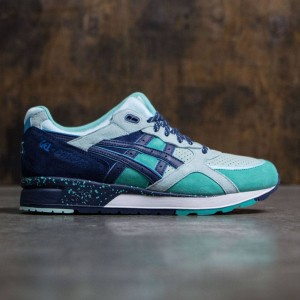 Asics Tiger x UBIQ Men Gel-Lyte Speed - Cool Breeze (teal / jade / navy)
