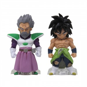 Bandai Dragon Ball Super Broly Adverge Premium Set of 11 Figures (multi)