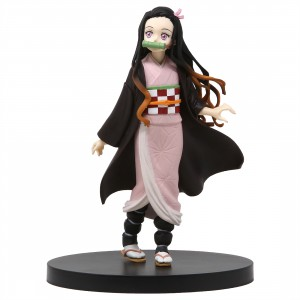 Banpresto Kimetsu no Yaiba Figure Vol. 2 Nezuko Kamado Re-Run (pink)