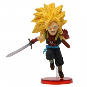 Banpresto Super Dragon Ball Heroes World Collectable Figure Vol. 7 - 34 Super Saiyan Xeno Gohanks (yellow)