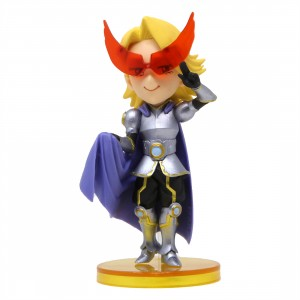 Banpresto My Hero Academia World Collectable Figure Vol. 2 - 12 Yuga Aoyama (silver)