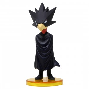 Banpresto My Hero Academia World Collectable Figure Vol. 2 - 11 Fumikage Tokoyami (black)