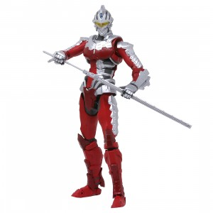 Bandai S.H.Figuarts Ultraman Suit Ver 7 The Animation Figure (silver)
