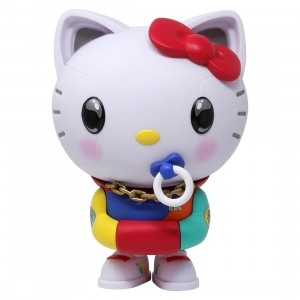 Kidrobot x Quiccs Hello Kitty 8 Inch Figure (white)
