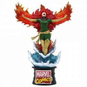 Beast Kingdom Marvel Comics D-Stage Phoenix Statue - PX Previews Exclusive (red)