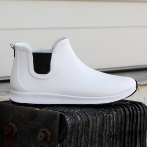 Native Men Apollo Rain Boot (white / shell white)