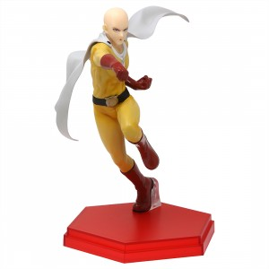 Good Smile Company Pop Up Parade One Punch Man Saitama Hero Costume Ver. Figure (yellow)
