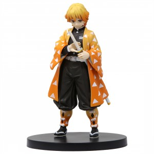 Banpresto Kimetsu no Yaiba Figure Vol. 3 B Zenitsu Agatsuma Figure Re-Run (orange)