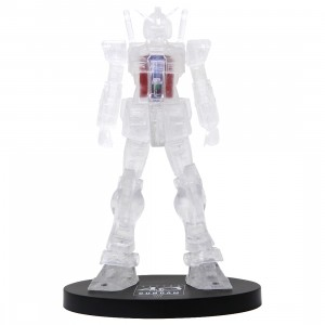 Banpresto Mobile Suit Gundam Internal Structure RX-78-2 Gundam Ver. B Figure (black / clear)
