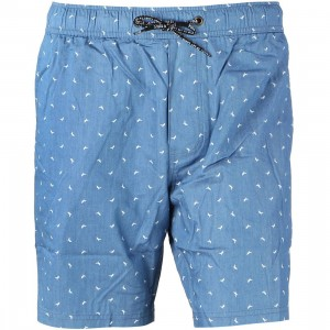 Barney Cools Men Sunday Shorts (blue)