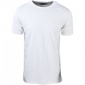 Zanerobe Men Flintlock Tee (white / snow marble)