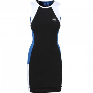 Adidas Women Run Tight Dress (black)