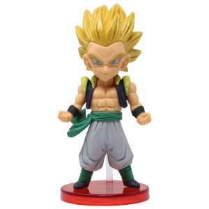 Banpresto Dragon Ball Legends Collab World Collectable Figure Vol 1 - 03 Super Saiyan Gotenks (tan)