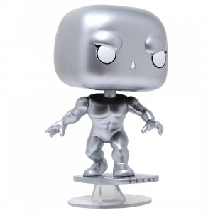 Funko POP Marvel Fantastic Four Silver Surfer (silver)