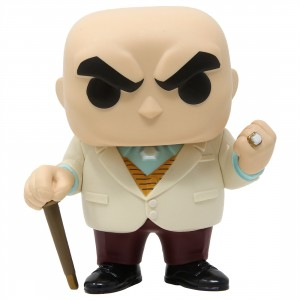 Funko POP Marvel 80th Kingpin Specialty Series Exclusive (tan)