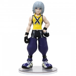 Medicom UDF Kingdom Hearts Riku Ultra Detail Figure (blue)