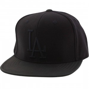 American Needle MLB Los Angeles Dodgers Snapback Cap - Tonalism (gray / navy)