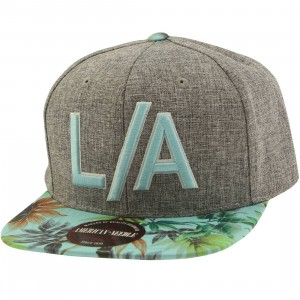 American Needle MLB Las Angels Adjustable Cap - Night Bright (gray)