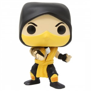 Funko POP Games Mortal Kombat Scorpion (yellow)