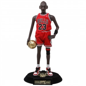 Enterbay x Eric So Michael Jordan Away 1/6 Scale Figure - Limited Edition (red)